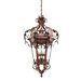 Regency 4 Light Hanging Lantern