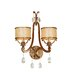 Roma 2 Light Wall Sconce
