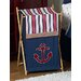 Nautical Nights Collection Laundry Hamper