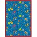 Educational Scribbles Kids Rug