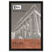 Black Wood Poster Frame with Plexiglas Window, Wide Profile, 24 x 36