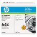 Cc364Xd (64X) High-Yield Toner Cartridge, 24000 Page Yield, 2/Box