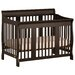 Tuscany Convertible Crib in Black