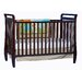 Sleigh 2-in-1 Fixed Side Convertible Crib