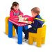 Classic Kids' 3 Piece Table and Chair Set