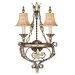 Pamplona 2 Light Wall Sconce