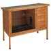 Premium Small Animal Hutch - Large