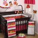 Tula 8 Piece Crib Bedding Set