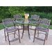 Hummingbird Mississippi 5 Piece Bar Height Dining Set