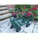 Utility Metal Garden Cart