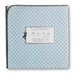 Ultimate Receiving Blanket&reg; in Pastel with Brown Polka Dots
