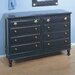 Stars Eight Drawer Dresser