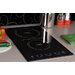 3.25&quot; x 11.38&quot; Induction Cooktop in Black