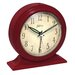 Botique Red Alarm Clock
