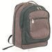 Easy Check Computer Backpack in Brown