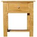 Lincoln Oak 2009 Small Console Table