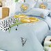 Hayat 6 Piece Full / Queen Duvet Cover Bedding Set