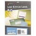File Folder Labels, 2/3 x 3 7/16, Assorted, 750/Box