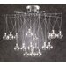 Galaxia 20 Light Pendant