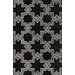 Gradient Black Carrey Rug
