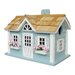 Fledgling Series Nantucket Cottage Mounted Birdhouse