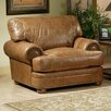 Houston Leather Armchair