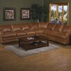 Pantera Leather Sectional