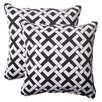 Boxin Corded Throw Pillow