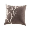 Terra 18&quot; Decorative Pillow in Khaki