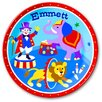 Big Top Personalized Kids Plate