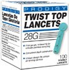 Twist Top Lancets 28G (100 Count)