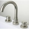 Elba Double Handle Deck Mount Roman Tub Faucet Trim Lever Handle