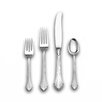 French Regency 4 Piece Dinner Flatware Set