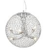 Saatchi 6 Light Globe Pendant
