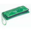 Wellie Foldover Clutch in Green