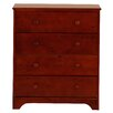 Universal Accessories 4-Drawer Chest