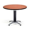 "Multi-use 29.5"" x 42"" Round Table with Mesh Base"