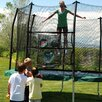 11' Square Trampoline with Safety Enclosure