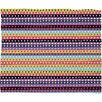 Khristian A Howell Valencia 4 Fleece Polyester Throw Blanket