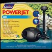 600 GPH PowerJet Fountain / Waterfall Pump Kit