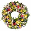 Roses and Berries Wreath