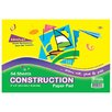 Mini Construction Paper Pad