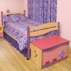 Little Girl Teaset Twin Bed