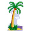 Palm Tree Life-Size Cardboard Stand-Up