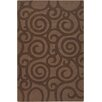 Jaipur Brown Swirls Rug