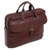 Fontanella Large Leather Laptop Brief