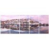 Brixham Harbour Canvas