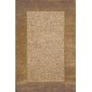 Madrid Brown Border Rug