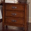 Randolph Park 3 Drawer Nightstand