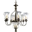 Fiorentino Chandelier with Bowl